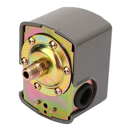 Esenlong 0 8-5.0Bar Interruptor de Control de Presión de La Bomba de Agua Ajustable Polo de Resorte Doble G1/41 Piezas