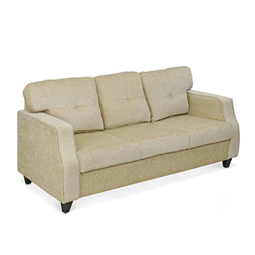 Royaloak Falcon Three Seater Sectional Sofa (Beige)