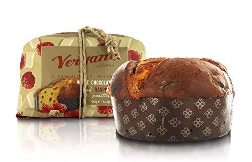 Panettone-Kuchen mit Himbeere und...