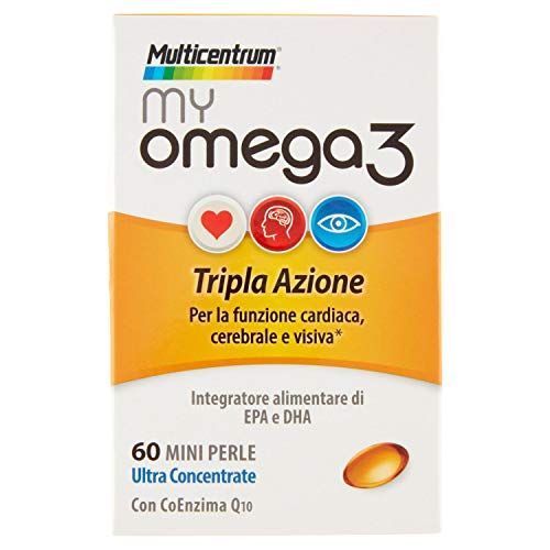 Multicentrum My Omega3 - 60 Compresse