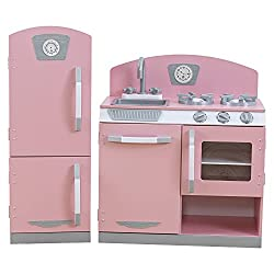 A play kitchen for an older girl