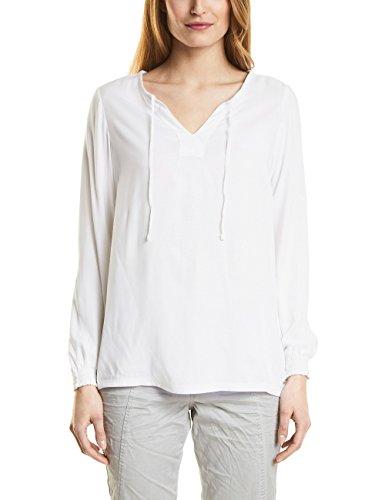 Cecil Damen 340810 Bluse, White, XX-Large