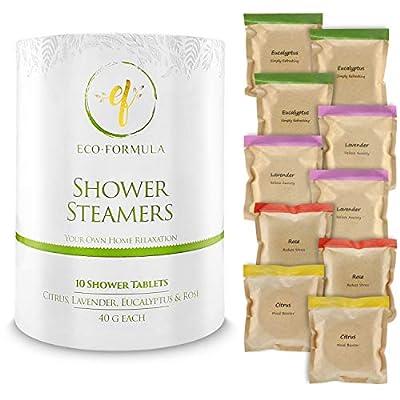 Eco-Formula Essential Oil Shower