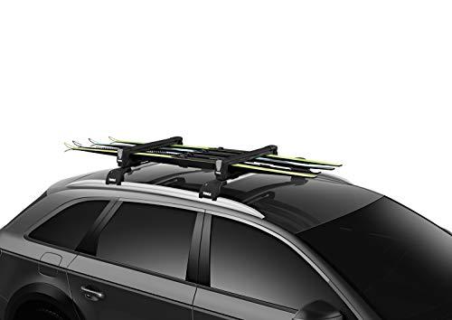 1. Thule SnowPack Ski/Snowboard Rack