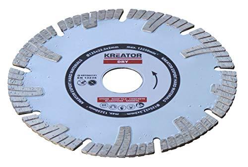 KREATOR Diamantscheibe d230 Expert KRT084102
