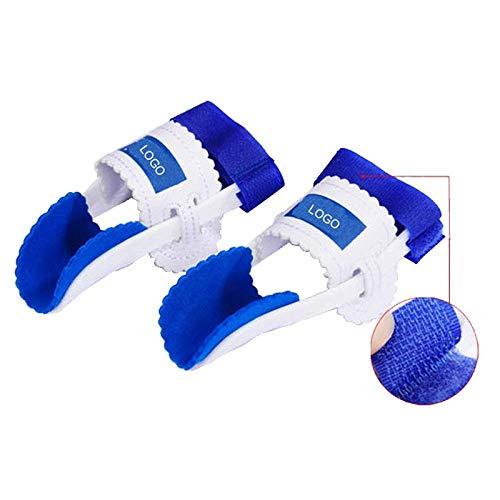 PJPPJH Corrector Separadores De Dedos Enderezadores Férulas Dedos De Yoga 1 Par Corrección De Pedicura Cuidado De Los Pies Piernas Toes Herramienta De Ajuste