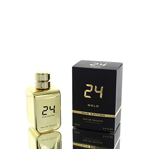 24 by Scent Story Gold Oud Edition Concentre Eau de Toilette 100ml