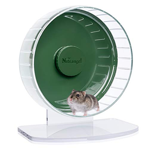 Niteangel Super-Silent Hamster Exercise Wheels