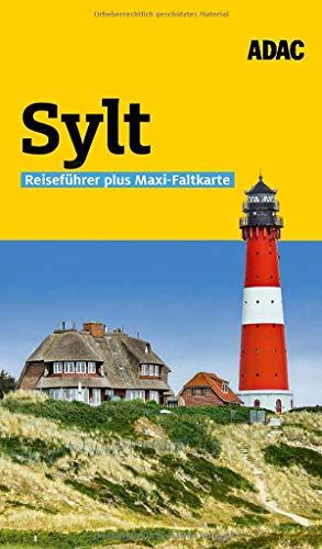 ADAC Reiseführer plus Sylt: mit Maxi-Faltkarte zum Herausnehmen