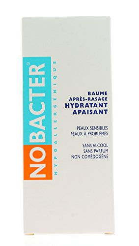 Nobacter Baume Après-rasage Hydratant Apaisant 75 ml