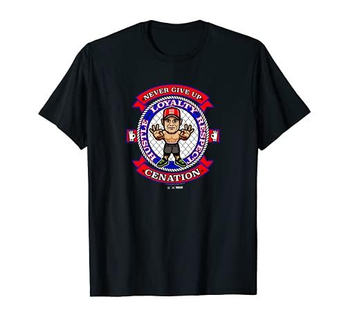 WWE Nerds Kleidung John Cena Cenation T-Shirt