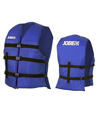 Jobe - Giubbotto salvagente Universale, Unisex, 244817577-PCS, Blu, Taglia Unica