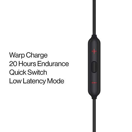 OnePlus Bullets Wireless Z in-Ear Bluetooth Neckband Earphones with Mic