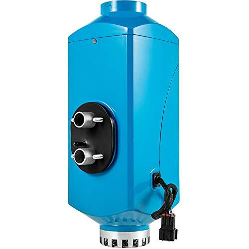 BuoQua Riscaldatore Diesel Riscaldatore d'aria diesel PLANAR 12V 2KW per Camion Auto Camper Bus Barca CAN Blu