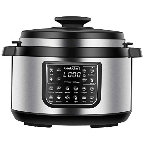 Geek Chef Pressure Cooker