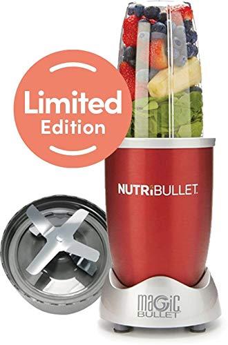 NutriBullet 600 watt Series - Blender - 5-delig - Rood