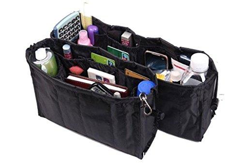 Packung mit 2 - (33 und 24 cm) - Organisator Multi-Tasche Taschen