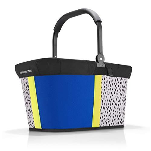 reisenthel - Exklusives Angebot! carrybag + GRATIS passendes Cover ! Einkaufskorb Einkaufstasche (Aquarius)