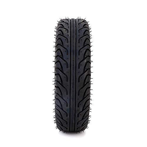 4.00-5 Neumáticos Interiores y Exteriores inflables, ensanchados, Antideslizantes y Resistentes al Desgaste, adecuados para el reemplazo de neumáticos de vehículos de Herramientas/Scooters para ANC