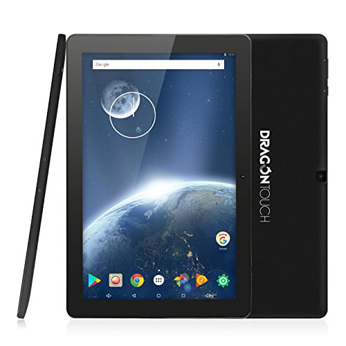 Dragon Touch X10 Tablet 10.1 inch Android Tablet 2GB RAM 16GB Nand...