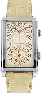 クエルボ・イ・ソブリノス CUERVO Y SOBRINOS プロミネンテ 1112/2 中古 腕時計 メンズ (W154098)