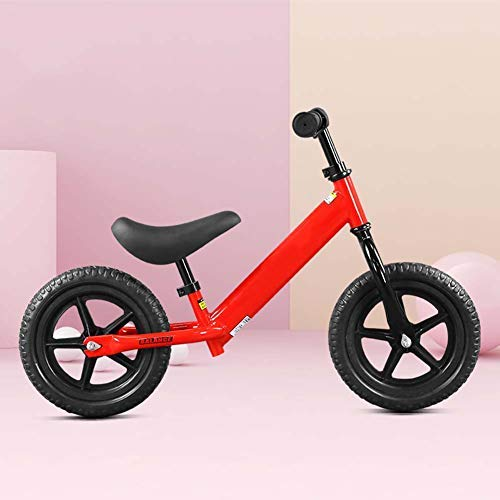YSA Play Balance Bike - Das leichteste verfügbare Balance Bike - Perfekt für Kinder 2 bis 6 Jahre Verstellbarer Lenker und Sitz Sporttrainingsrad