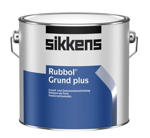 Sikkens rubbol, Grund Plus, 2,500 L