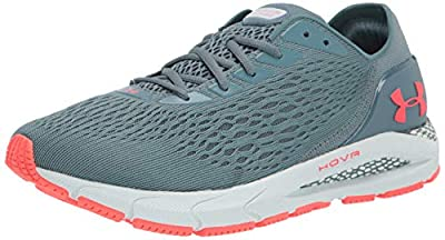 Under Armour Men's Hovr Sonic 3 Road Running Shoe, Lichen Blue Sea Glass Blue Beta 402, 9 UK