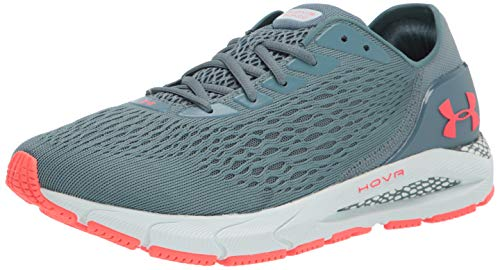 Under Armour HOVR Sonic 3, Zapatillas para Correr de Carretera Hombre, Lichen Blue/Sea Glass Blue/Beta (402), 41 EU