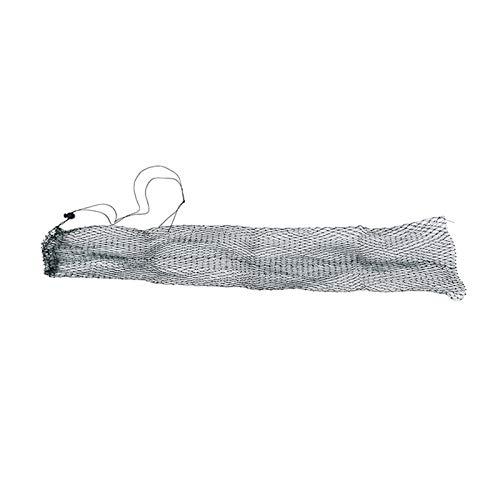 Rmage Myouzhen-Faltbare Fischernetze Grüner Fischfischen Netzgeflecht, Schutzrahmen Flacher Bodenstrahl-Falten-Fahrwerk-Hilfswerkzeuge, Hochwertig und langlebig