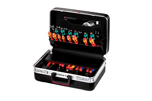 Parat CLASSIC Plus gereedschapskoffer (opbergsysteem CP-7-2 sleutels, 1 langsbalk 3 dwarsbalken, 48 x 36 x 21 cm, zonder inhoud) 581.000.171