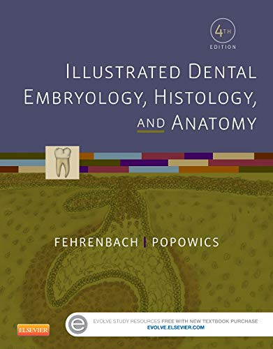 Download Illustrated Dental Embryology, Histology, And Anatomy 