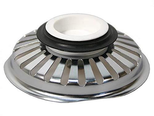 Blanco VI 125654 - Cesto de colador (sin tapones, diámetro
