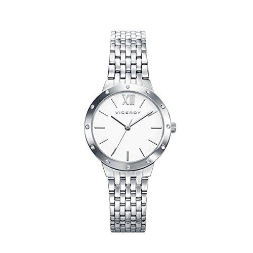 Viceroy 40920-03 S Reloj para mujer de acero, impermeable