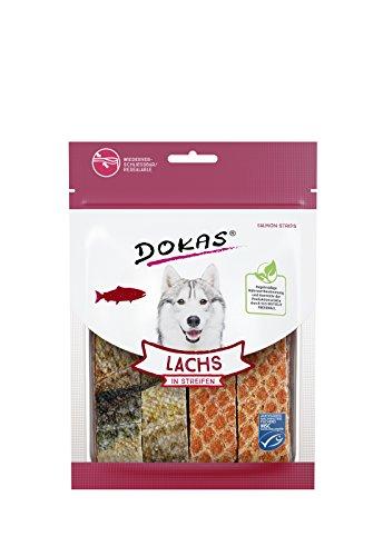 Dokas Lachs in Streifen, 1er Pack (1 x 100 g)