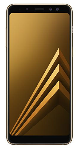 Samsung Galaxy A8 (2018) SM-A530F 4G Gold - smartphones (14.2 cm (5.6'), 4 GB, 16 MP, Android, 7.1.1, Gold)