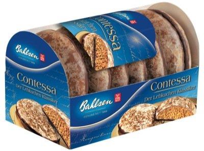 Bahlsen Contessa 200g 5 x 200 g