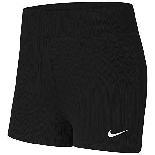 Nike Sportswear Ck0166-010 - Pantalones cortos para mujer -  Negro -  M