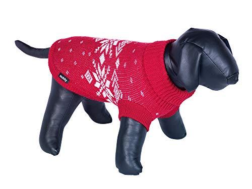 Nobby 65528 Hunde Pullover Cadis rot, 48 cm