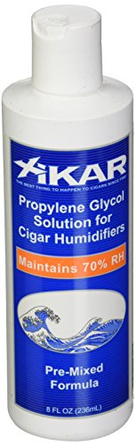 Xikar Humidor Solution Propylene Glycol Pre Mixed 8 ounces by Xikar