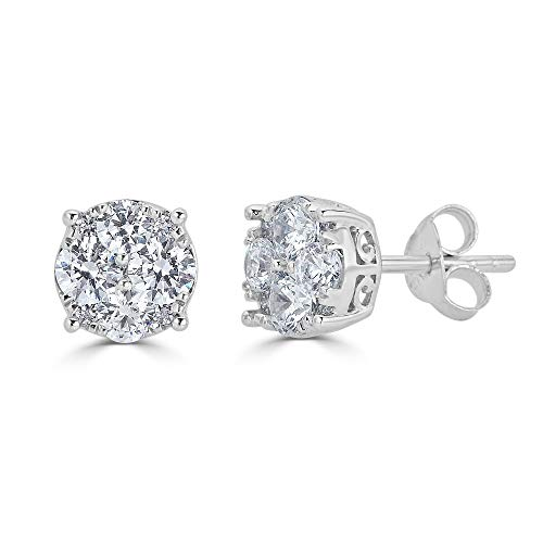 Amazon has real diamond stud earrings for under $60 —and reviewers love them so much!