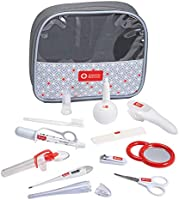 American Red Cross Deluxe Health and Grooming Kit| Infant and Baby Grooming | Infant and Baby Health | Thermometer,...