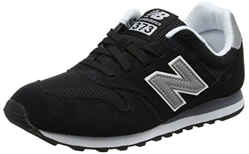 New Balance ML373, Zapatillas para Hombre, Negro (Black Grey), 43 EU