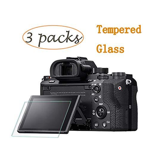 2x crystalclear LCD Screen Guard protector de pan Sony Cyber-shot dsc-rx10 III