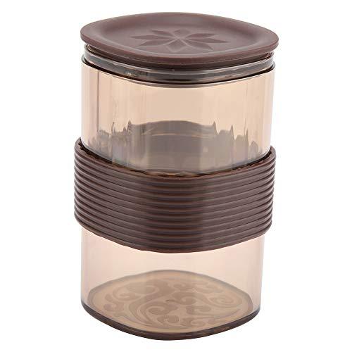 Niunion Taza de café, 150ML Taza de café Anti escaldaduras Taza de café portátil con Filtro para el hogar 2.6 * 4.1 Pulgadas
