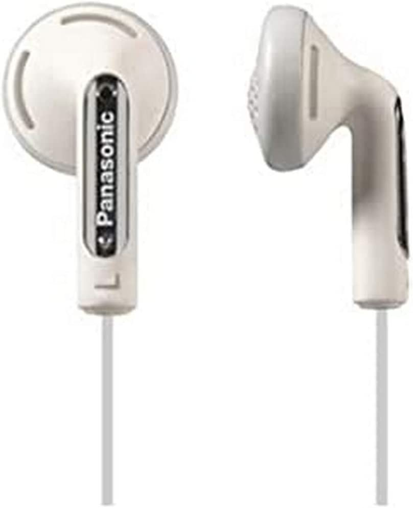 Panasonic Rp Hv 154 E W In Ear Kopfhörer Weiß Elektronik