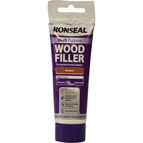 RONSEAL Multi Purpose Wood Filler Tube Medium 100 G