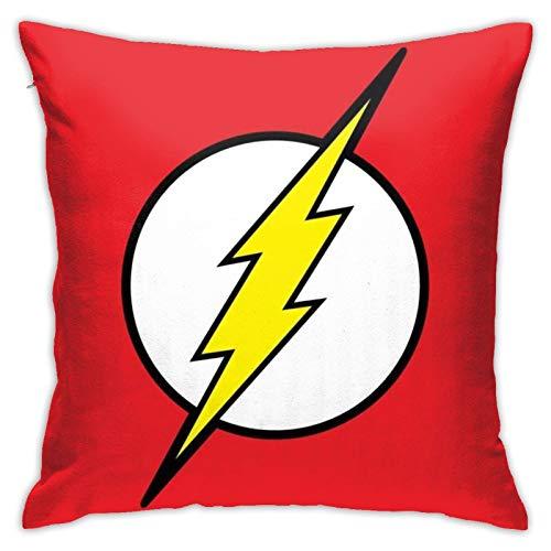 Flash cuando descansas en el sofá, puedes apoyarte en él almohada de 45,7 cm y 45,7 cm.