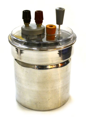 Premium Double Wall Calorimeter, 150mL Capacity - Eisco Labs
