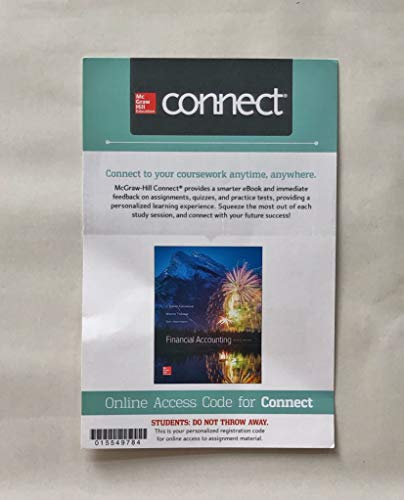Financial Accounting Connect Access Code